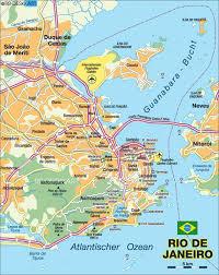 rio de janeiro map  toursmapscom ®
