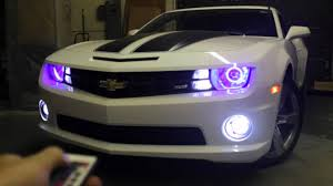 2010 Camaro Fog Light Bulb Size Fog Light Leds For 2010 2013 Chevrolet Camaro