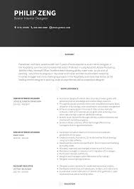 Interior Design Resume Sample Unique Designer Job Format Descrip