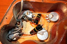 les paul forum wiring