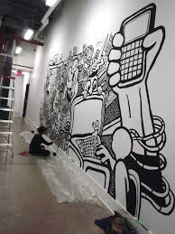 office graffiti wall. best 25 graffiti murals ideas on pinterest street art and urban office wall