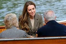 Kate Middleton Hears Windermere Children Holocaust Survivors's Stories