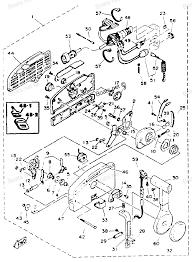 Yamaha outboard motor parts diagram fresh yamaha outboard remote control p parts 703 diagram and parts