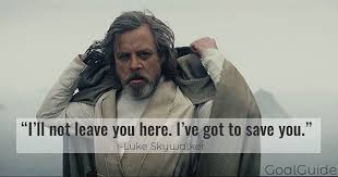 Luke Skywalker Quotes Classy 48 Luke Skywalker Quotes To Awaken The Force In You
