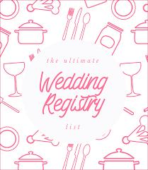 Ultimate Wedding Registry List Philippines Wedding Blog