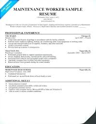 Construction Worker Cover Letter Examples Construction Worker Sample Resume Objectives Laborer Cover Letter