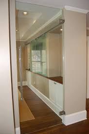 magnificent interior clear glass door with heavy glass frameless doors anchor ventana glass