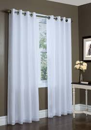 thermavoile insulated european style vioile curtain panels rhapsody lined style