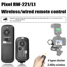 <b>PIXEL</b> камера пульты <b>ДУ</b> и срабатывающие затворы для Panasonic