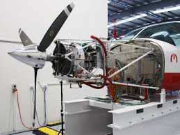 First electric motor Practical Better Motor Is The First Step Towards Electric Planes Green Car Congress Better Motor Is The First Step Towards Electric Planes Wired