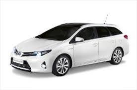 Znalezione obrazy dla zapytania Toyota Auris 1.6 white 2016