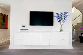 white media console furniture. Floating Media Console White Furniture L