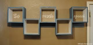 wall box shelf
