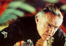 Speed (1994) as Howard Payne: I would never recommend this film on it's own merits, but Dennis Hopper pulls a rabbit ... - speed