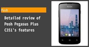 Posh Pegasus Plus C351 - Features and ...
