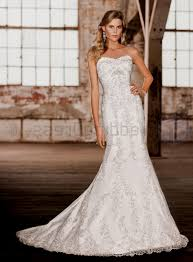 Sweetheart Mermaid Wedding Dress Naf Dresses