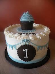 Classic Baby Boy 1st Birthday Cakecentralcom