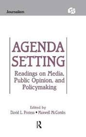 Agenda Setting Agenda Setting Buy Agenda Setting By Unknown At Low Price In India Flipkart Com