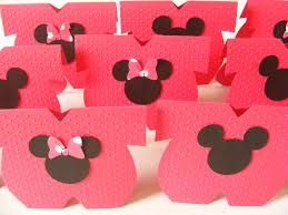 Minnie Mouse Baby Shower Decorations Similiar Minnie Mouse Party Supplies Keywords