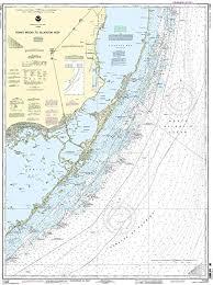 Amazon Com 11462 Fowey Rocks To Alligator Reef Fishing