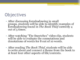 ed resource summary on the book thief  using the book thief by markus zusak 3