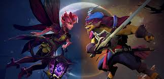 dota 2 adds two new heroes in duelling fates update rock paper