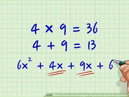 image titled factor second degree polynomials quadratic equations step 15