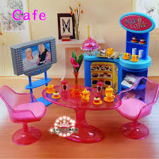 barbie doll house furniture sets. Barbie Doll Living Room Furniture New Girl Birthday Gift Plastic Play Set Chairs . House Sets T