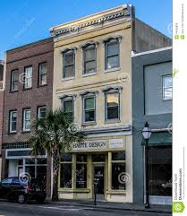 Stock Design South King Street Haute Design On King Street Charleston Sc Editorial Stock