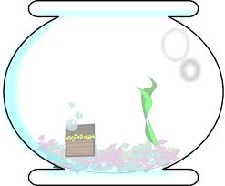 Small Picture Fish Bowl Clip Art at Clkercom vector clip art online royalty