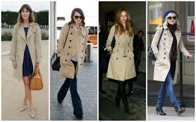 spring fashion trends trench coats and outfit ideas around spring coats glamour