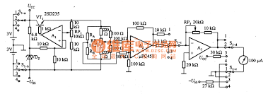 the application circuit diagram of thermal conductivity gas sensor Rtd Circuit Diagram the application circuit diagram of thermal conductivity gas sensor with rtd rtd circuit diagram pdf