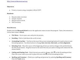 Download Making A Resume Haadyaooverbayresort Com