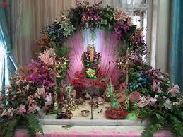 ganpati decoration at home unique ciofilm com