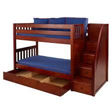 Bunk Bed Kids Bunk Beds Maxtrix Kids Furniture Maxtrix