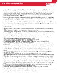 sap lead consultant job description education consultant job description little rock endocrinologist job description