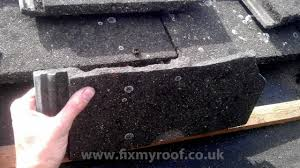how to replace a roof tile how to change a leaking roof tile wmv you