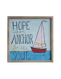 sailboat wall decor da8502