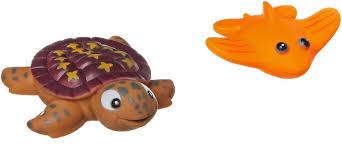 <b>Bondibon Набор для купания</b> Черепаха, Скат — купить в ...