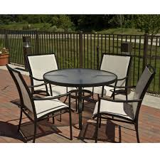 Patio Dining Table For 4