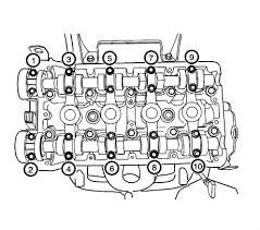 2004 chevy aveo torque settings head and manifold bolts graphic