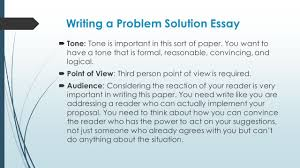 how to write your problem solution essay cynthia baxter ed s 10 writing a problem solution essay