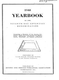 Yb1948 Seventh Day Adventist Church Restorationism Christianity