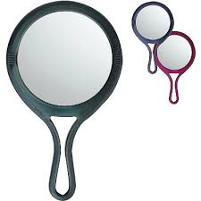 hand held mirror clipart. revlon large 10-1/2\u0027\u0027 hand mirror held clipart