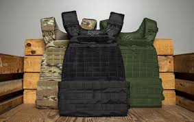 ben smith using the 5 11 tactical plate carrier vest black
