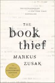 the book thief by markus zusak teen book review the book thief cover of 10th anniversary edition