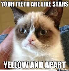 Your Beautiful Smile by jesusofsuburbia - Meme Center via Relatably.com
