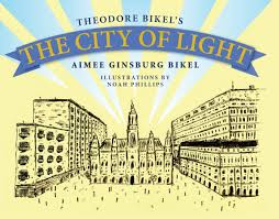 Five Below Book Light The City Of Light Momentbooks Theodore Bikel Aimee