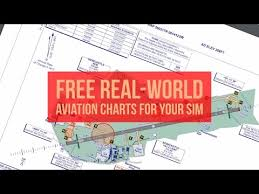 Get Real World Aviation Charts For Free Inc Instrument