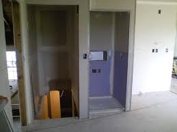 double stack washer and dryer. Drywall Is Up, Mud And Tape Has Started - 10151548235875223.jpg Double Stack Washer Dryer